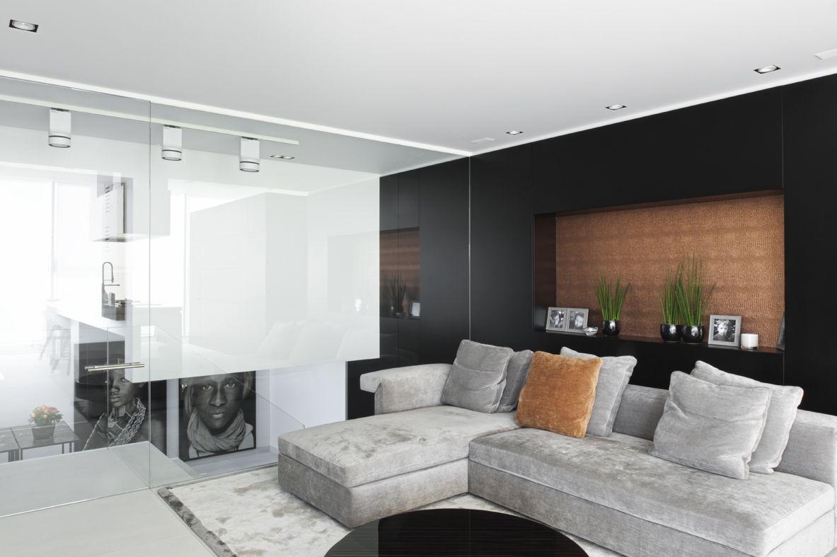 Binnenkijken in een moderne loft met een tijdloos interieur home