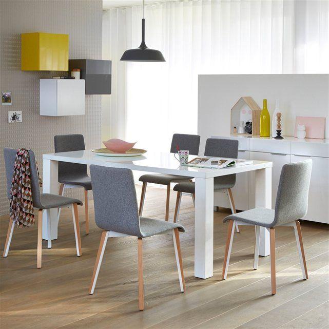Design4 Redoute CouvertsNewark Laquée La InterieursSe Table 8nOwPk0