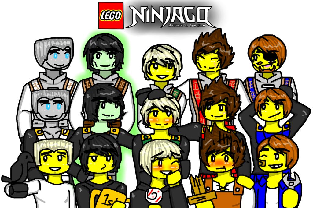 DeviantArt üzerinde MaylovesAkidah tarafından # 675 Ninjago Lego