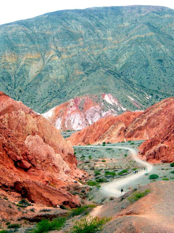 Purmamarca - Jujuy (North-West Argentina)