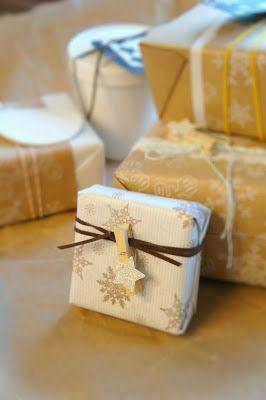 Pusteblume: Geschenke