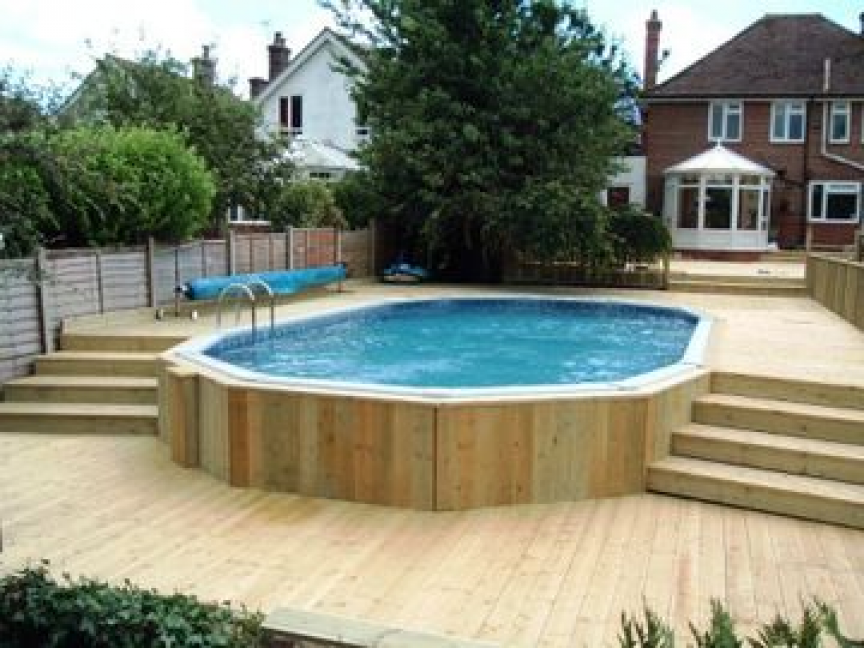 Swimming Pools, Above Ground Swimming Pool Kits, In Ground ...