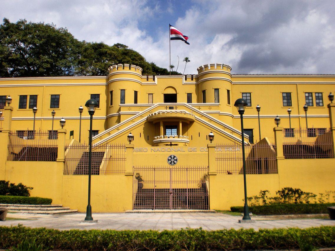 Museo Nacional, San José, Costa Rica (con imágenes) | San josé ...