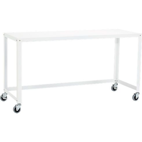 Best Only 170 And Pretty Simple Go Cart White Console Table 400 x 300