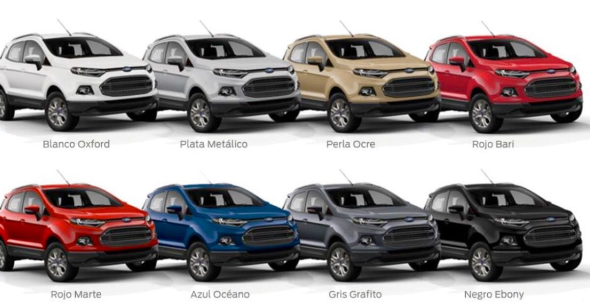 Ford Ecosport Titanium Ford Ecosport Ford Parts Dream Cars
