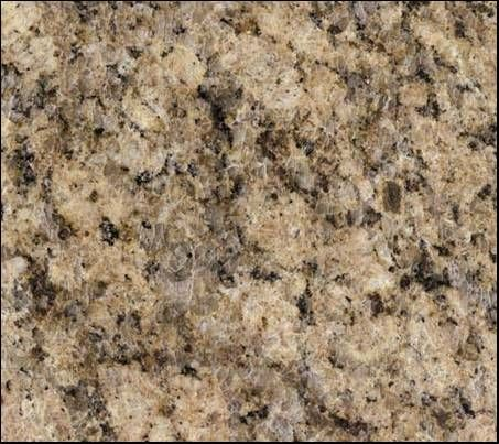 Granite | GraniteStock.com   Granite Color Sample: Giallo Veneziano Granite