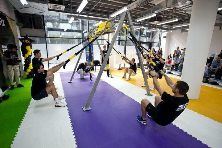 Pavigym Fitness Floor Workouts Fitness Park City