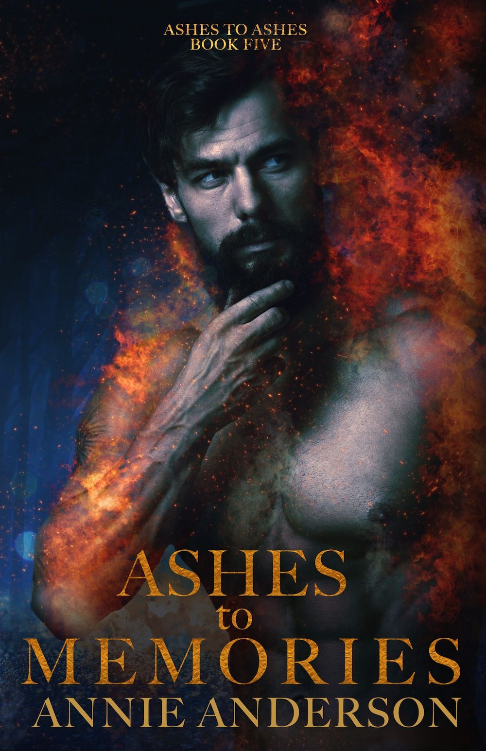 Ashes to Memory (#5 Ashes today Ashes) Annie Anderson - Reveal
