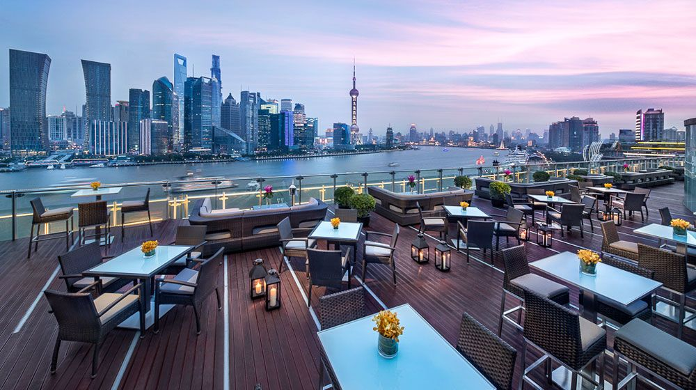 Banyan Tree Shanghai On The Bund en Shanghái China | Splendia - http://pinterest.com/splendia/