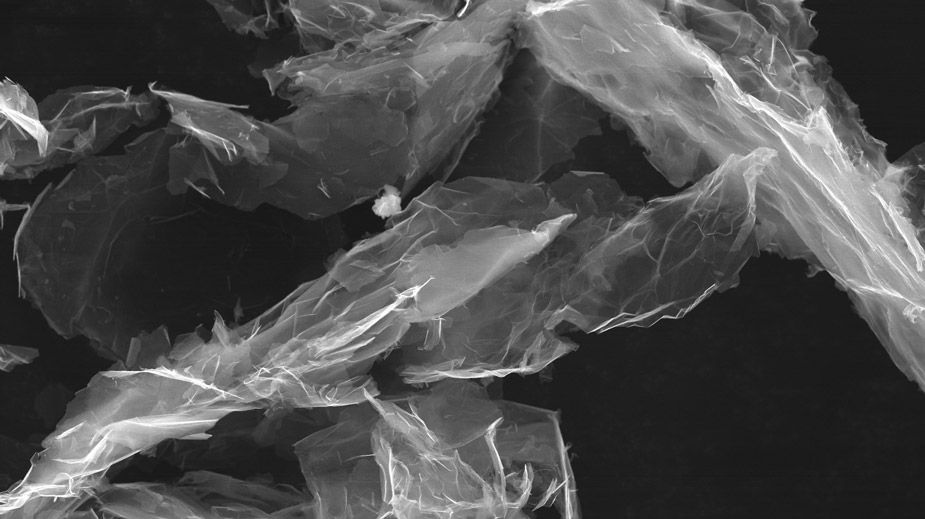 Grafeno transparente y flexible la piel de los robots