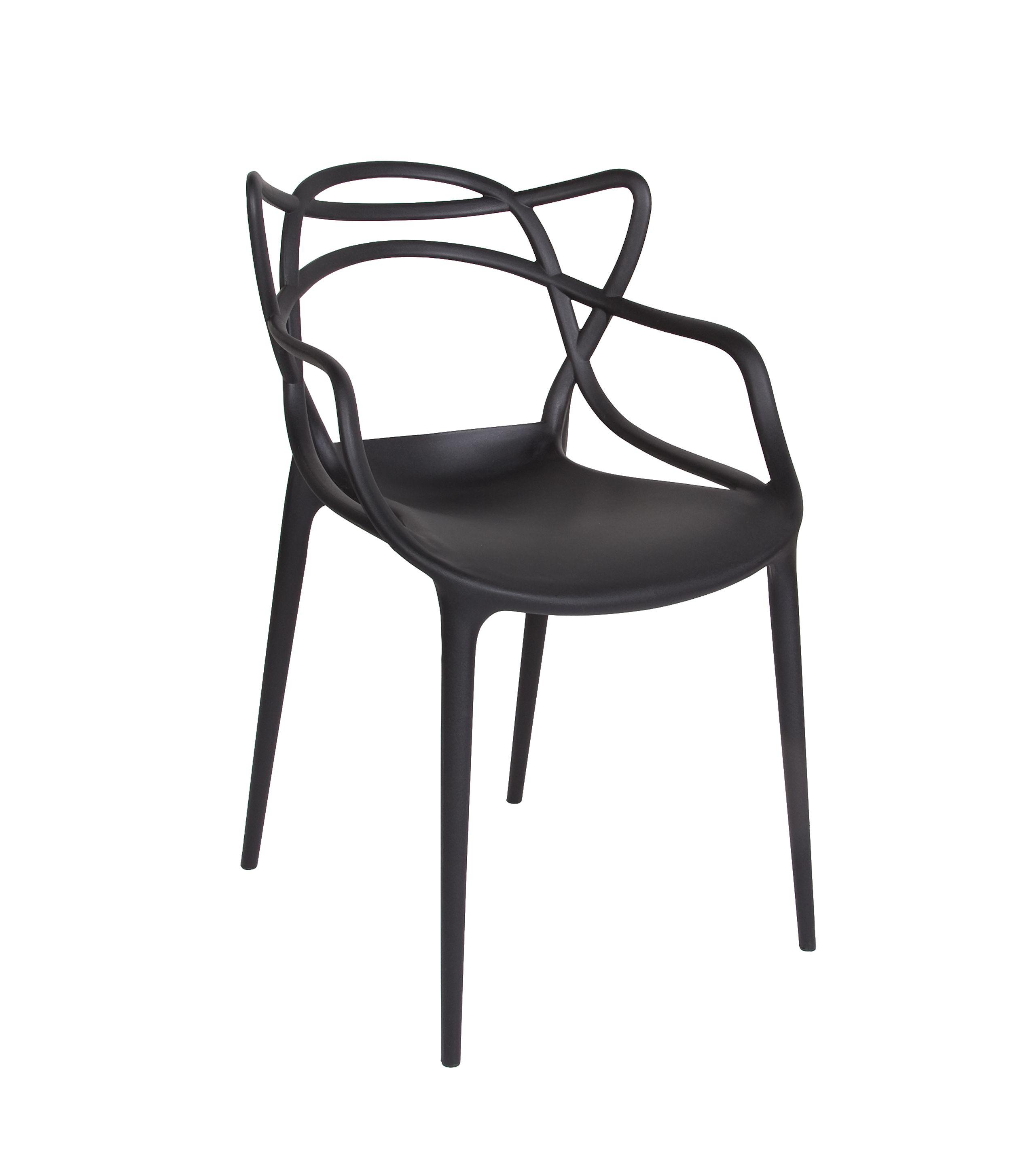 Crane Chair Matte Black Masters Chair Kartell Masters Chair Philippe Starck