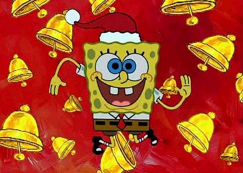 Spongebob Christmas.Spongebob Christmas 4 Spongebob Squarepants Spongebob