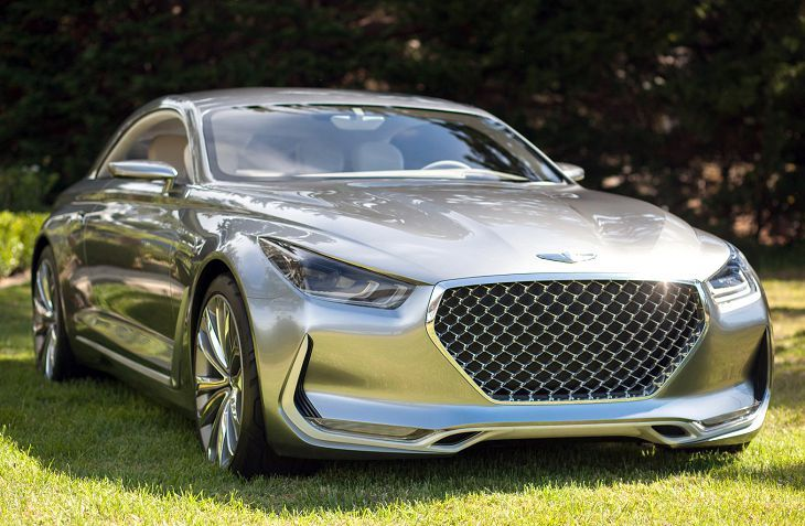 2018 Hyundai Genesis Colors Release Date Redesign Price 2018