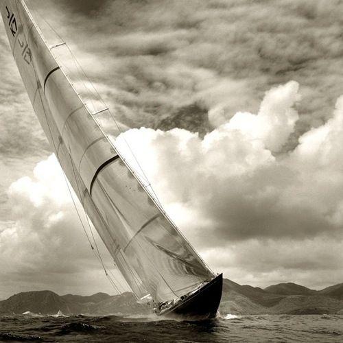 Sepia Sail