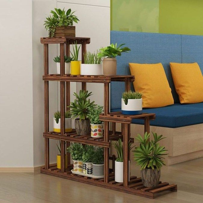 52 Wooden Rack Ideas to be Applied Into Any Home S