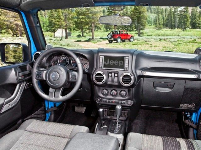 McCarthy Call-A-Car: New JEEP Wrangler 3.6 Sahara 4x4 AT. www ...