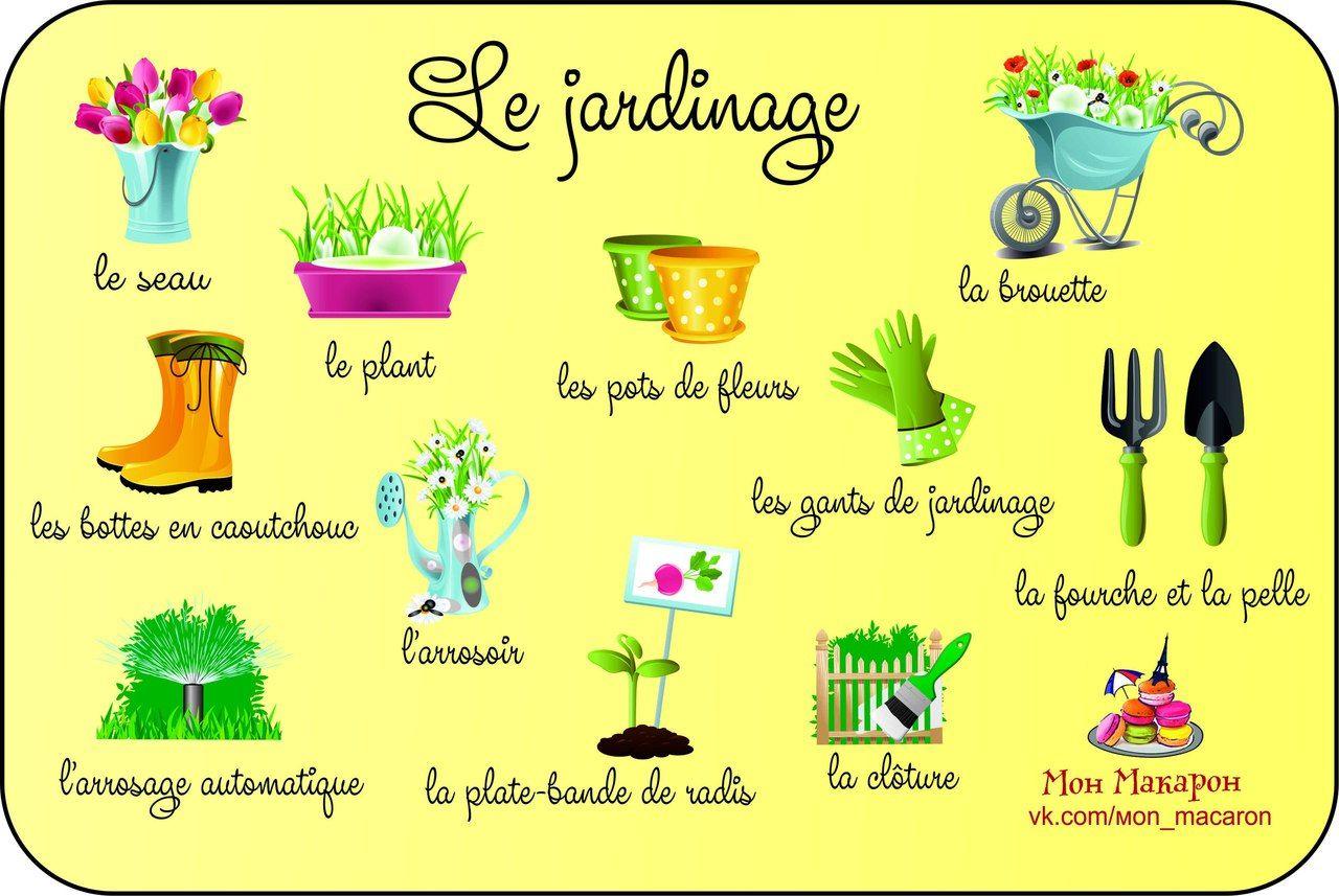 Pin By Yuan Yuan On Fle Lexique De La Maison French Language Lessons French Vocabulary French Language