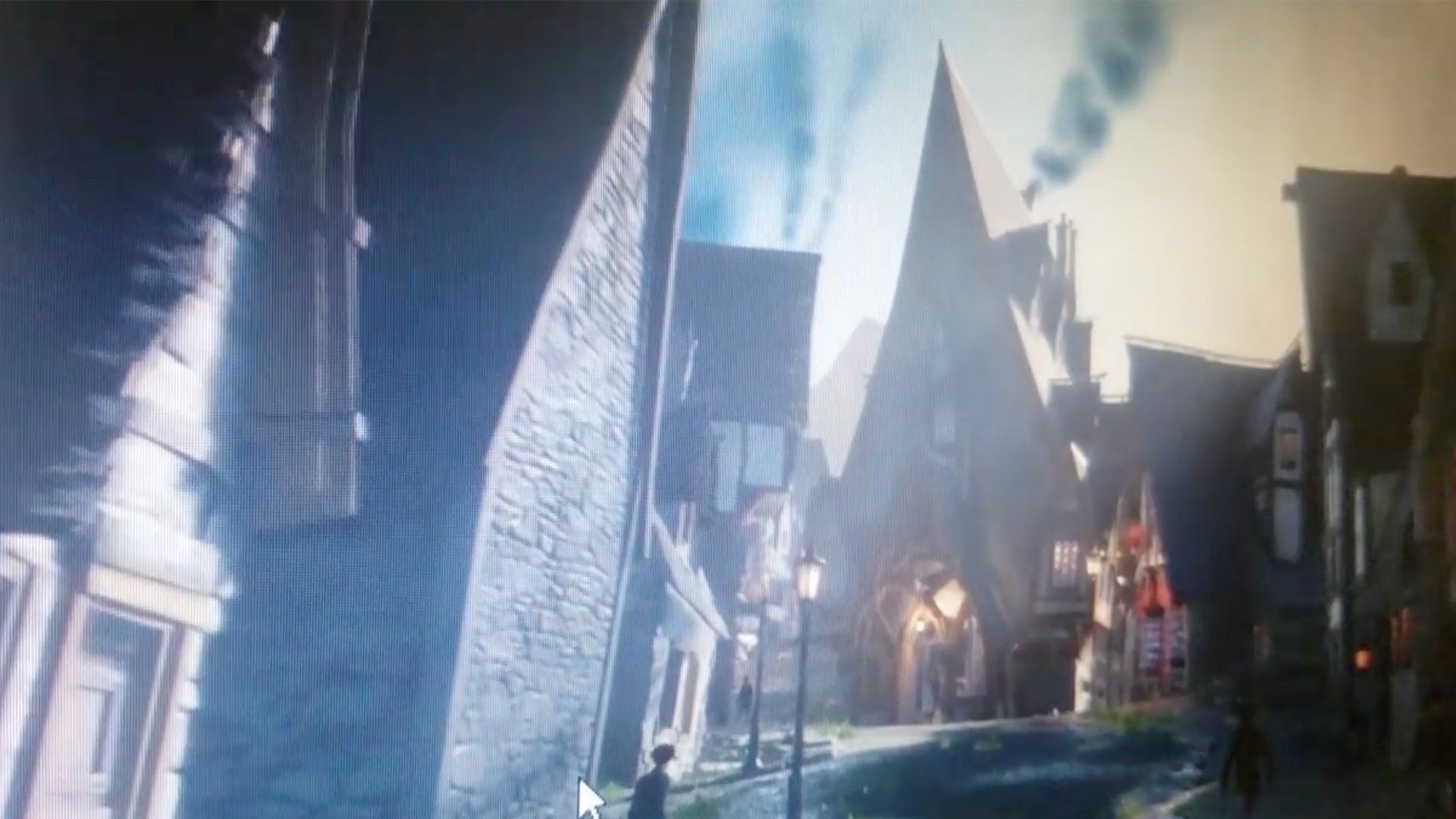 Harry Potter Rpg Leaks Showcasing Character Creator And Combat Elements Harry Potter Rpg Character Creator Rpg