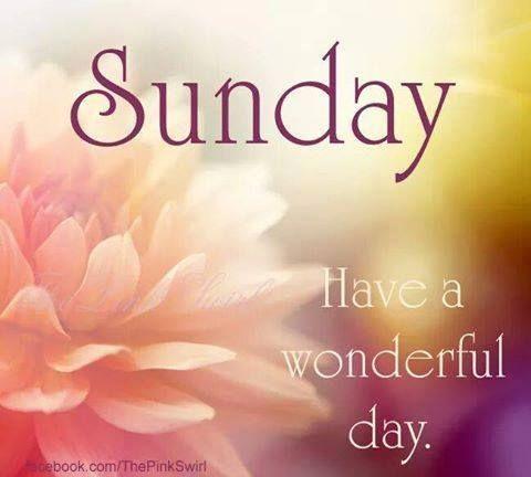 Sunday | Sunday morning quotes, Happy sunday quotes, Happy sunday morning