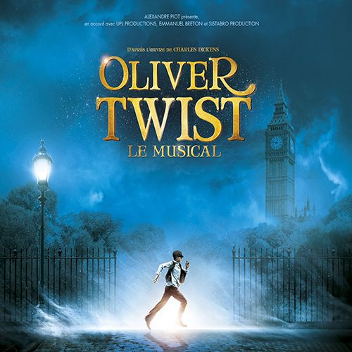 oliver twist french edition