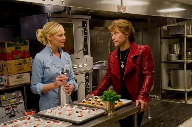 Jon Bon Jovi And Katherine Heigl In New Year S Eve Movie 2011