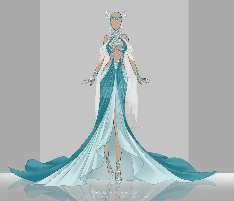 Imagen sobre Bocetos de vestido de Life Anite en Anime ...