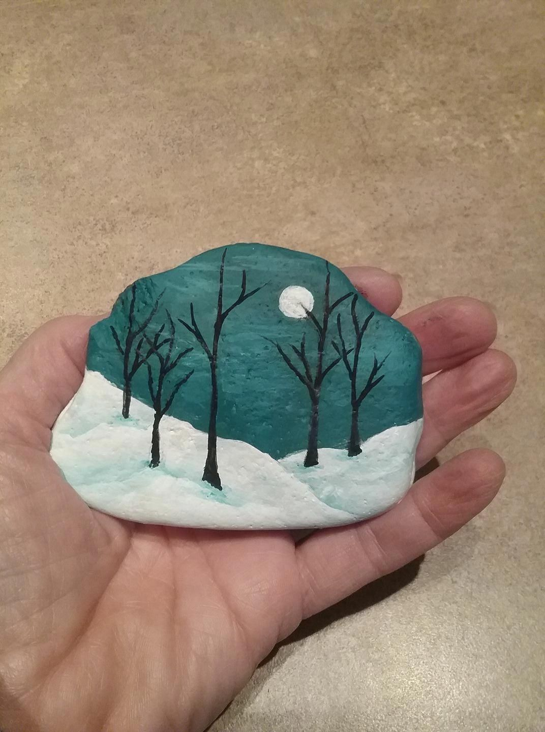 15 Fantastic Ideas Easy Rock Painting Ideas For Beginners Strongdaily Net Painted Rocks Rock Painting Ideas Easy Painted Rocks Diy