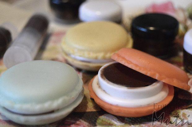 DIY home made natural lipbalm!