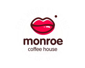 Logo / monroe / coffee