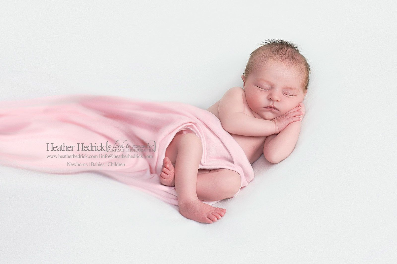Cute newborn baby girl pictures 2 week old baby pictures newborn baby photography heather hedrick lexington nc