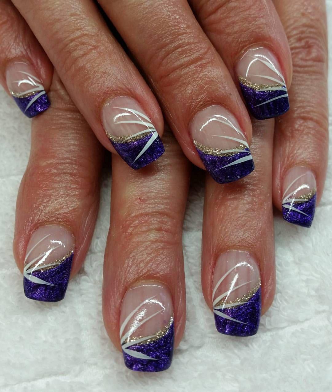 naildesigns fingern gel nails carmenirmscher haare pinterest n gel french n gel und. Black Bedroom Furniture Sets. Home Design Ideas