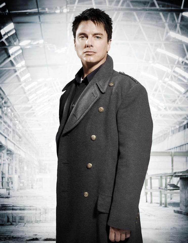 Doctor Gray Who Is The Dr Captain Jack Harkness Grey Wool Movie Cosplay Costume