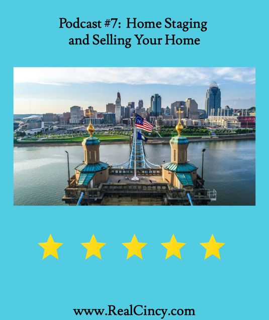 Podcast 7 Topic Home Staging And Selling Your Home In 2020