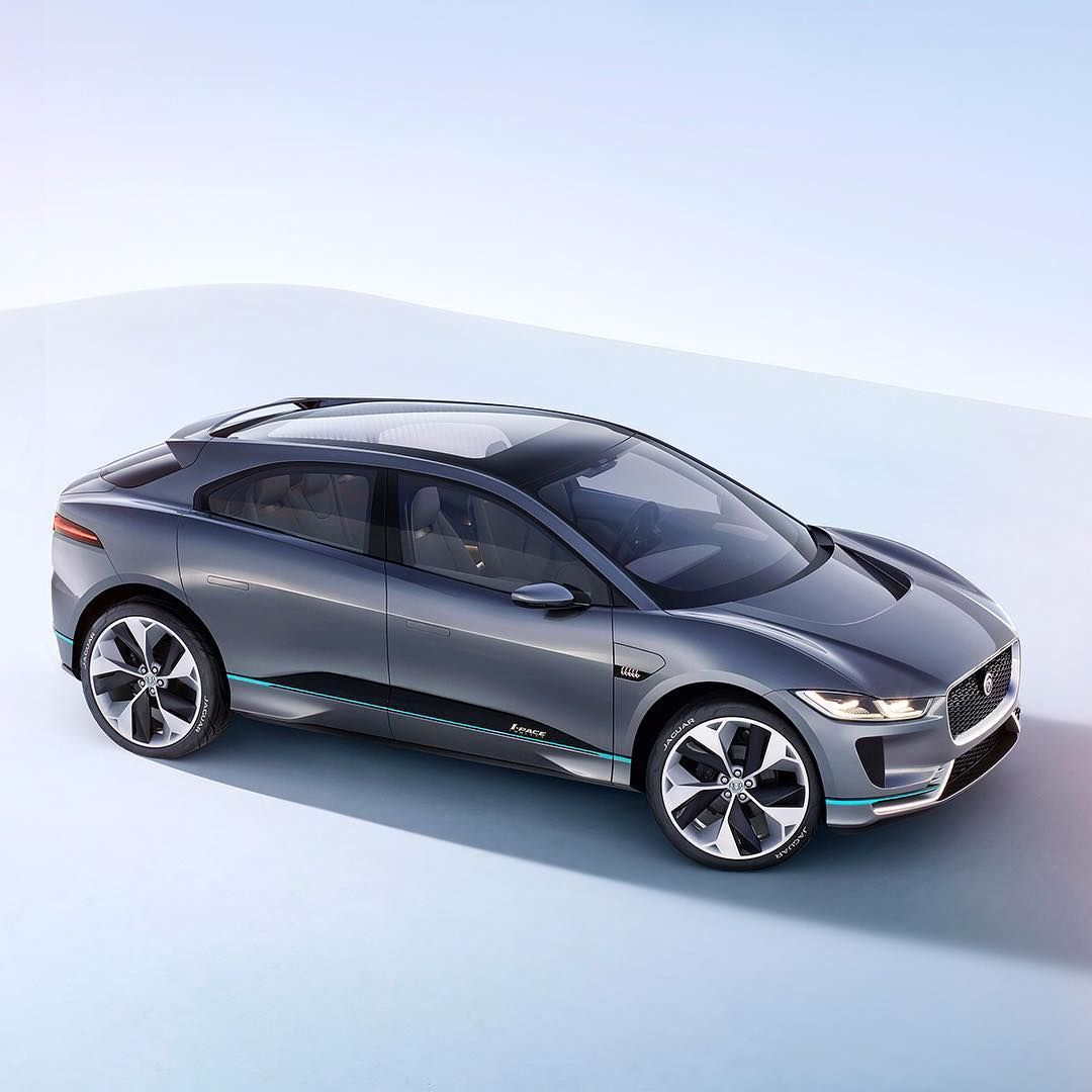 jaguar ipace concept electric electric cars pinterest luxury cars electric vehicle and. Black Bedroom Furniture Sets. Home Design Ideas