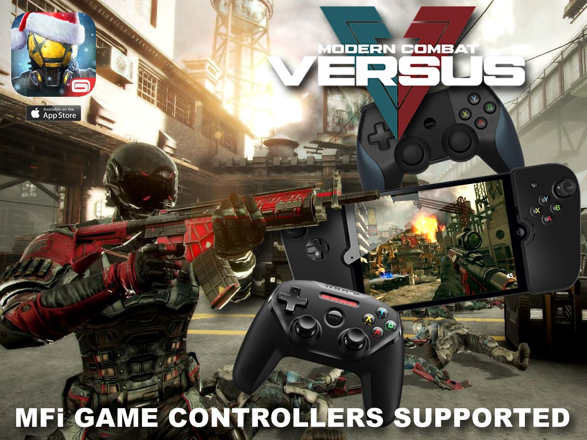 Awesome Fps Free Download Combat Game Controllers Ios Games