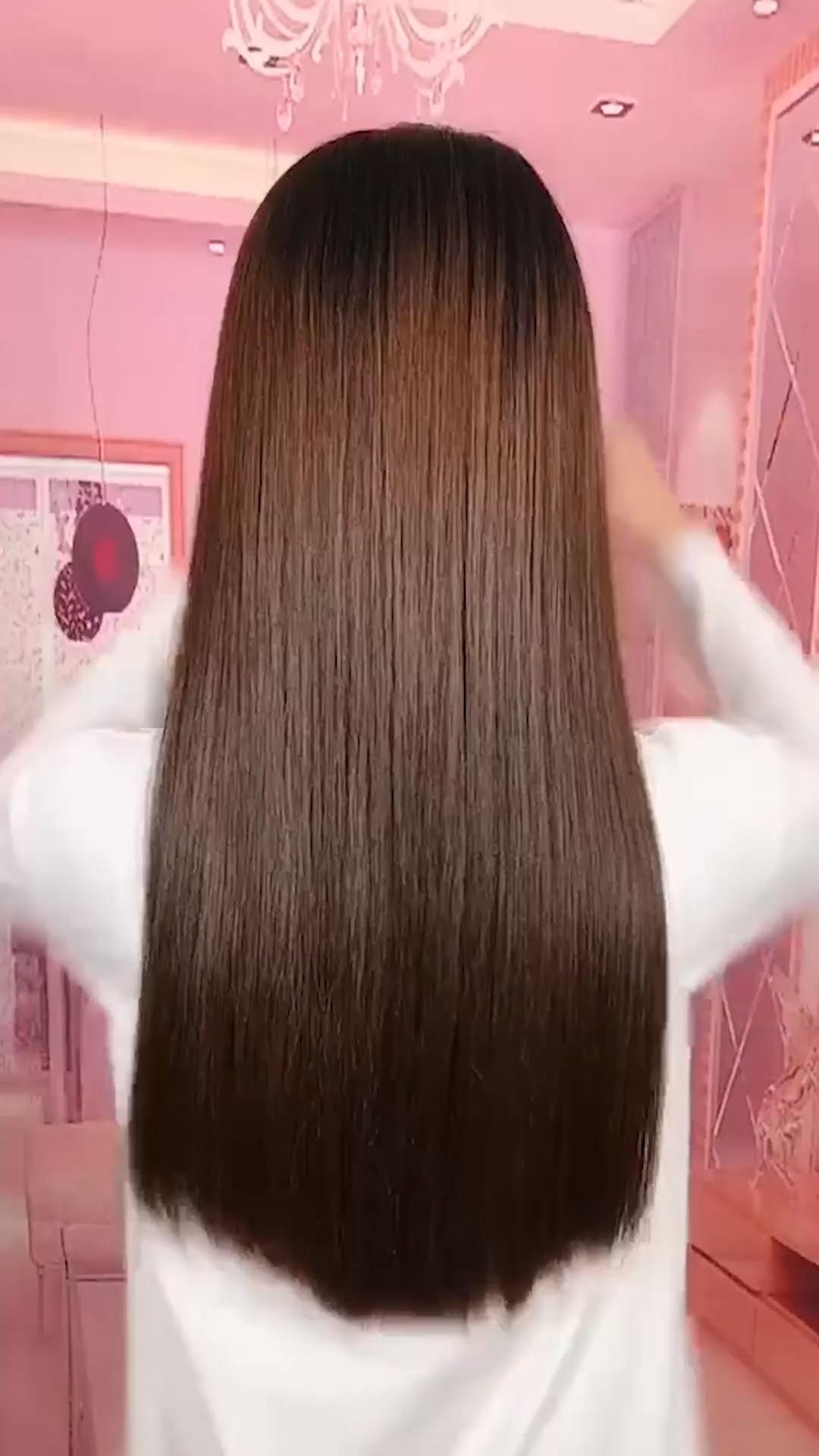 Hair Videos Peinados 2020 Hairstyle Tutorials For Long Hair In 2020 Hair Styles Long Hair Tutorial Hair Tutorial