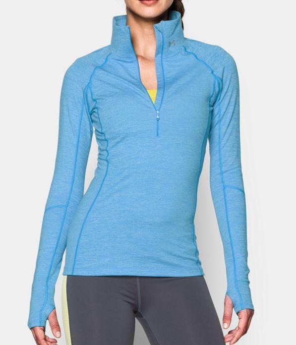 a036694aa3 Women's ColdGear® Cozy 1/2 Zip | Under Armour US | Golf | Half zip ...