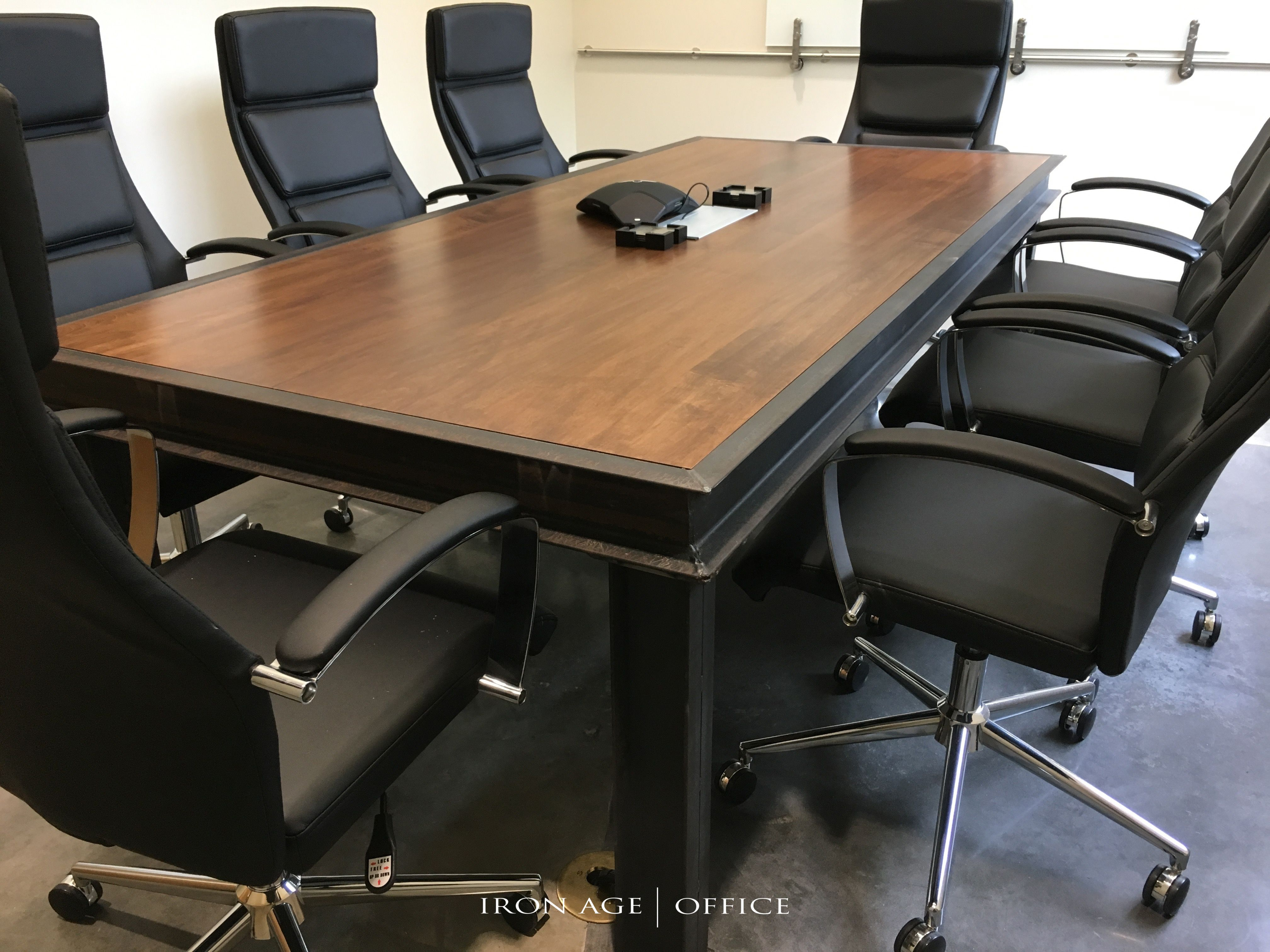 Small Crop Of Industrial Office Furniture