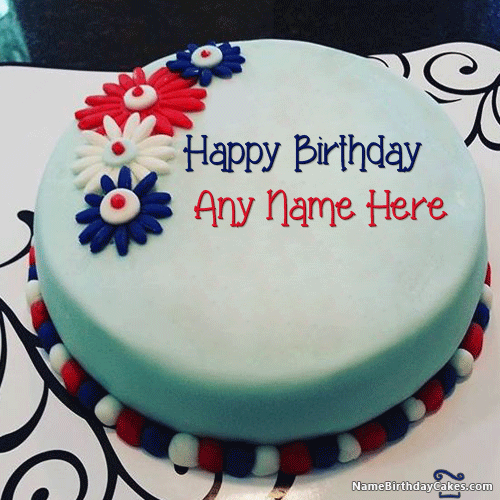 Special Birthday Cake For Best Friend With Name