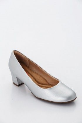 a2775a2257 Ezüst Piccadilly comfort Női Magassarkú cipő | Fashion | Fashion ...