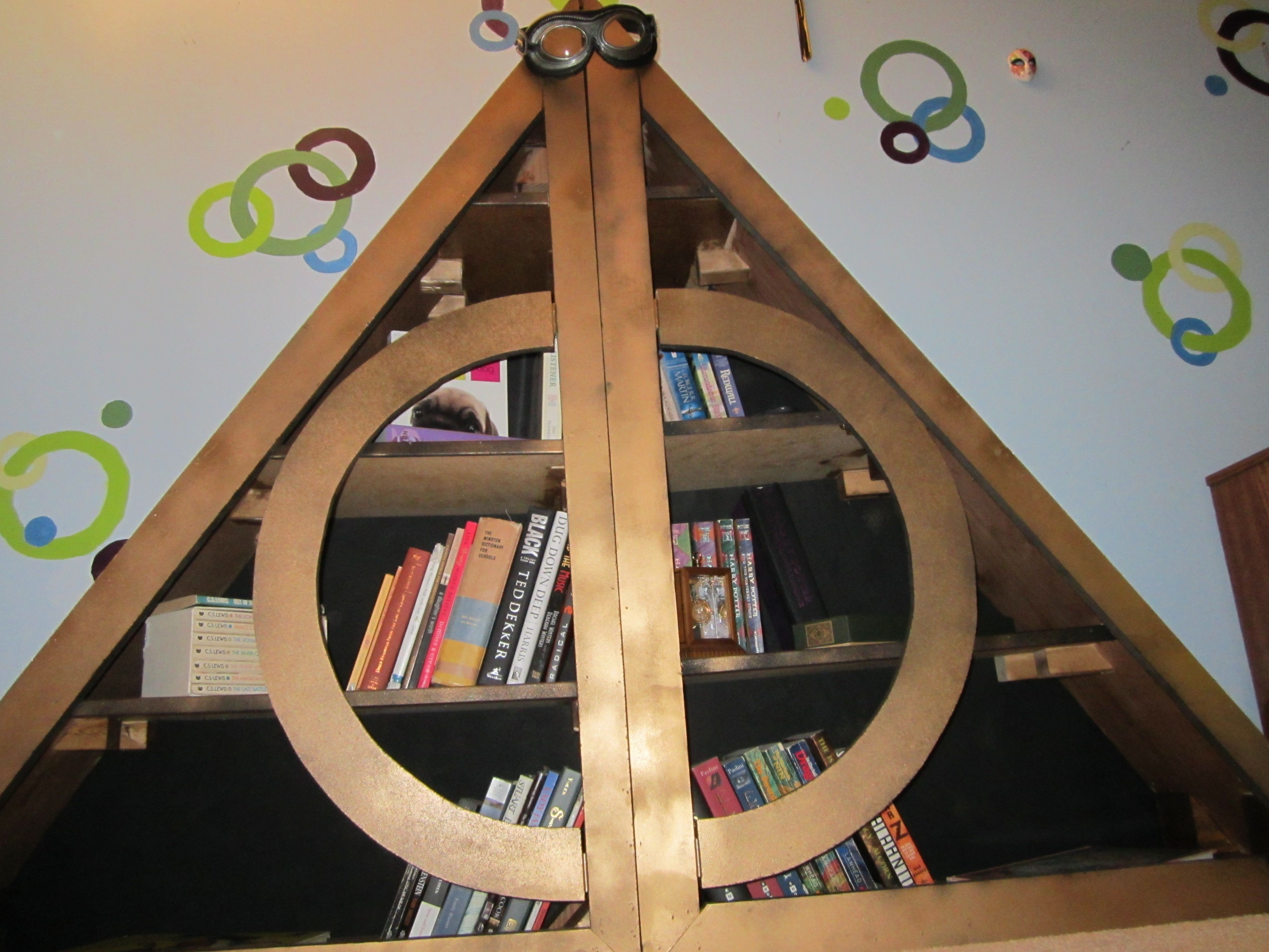 Bookshelf My Amazing Boyfriend Made For Me