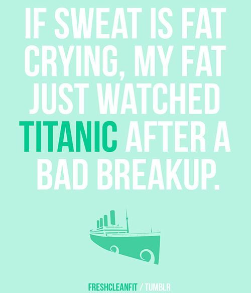 Laugh Your Abs Off With These Fitness Posters