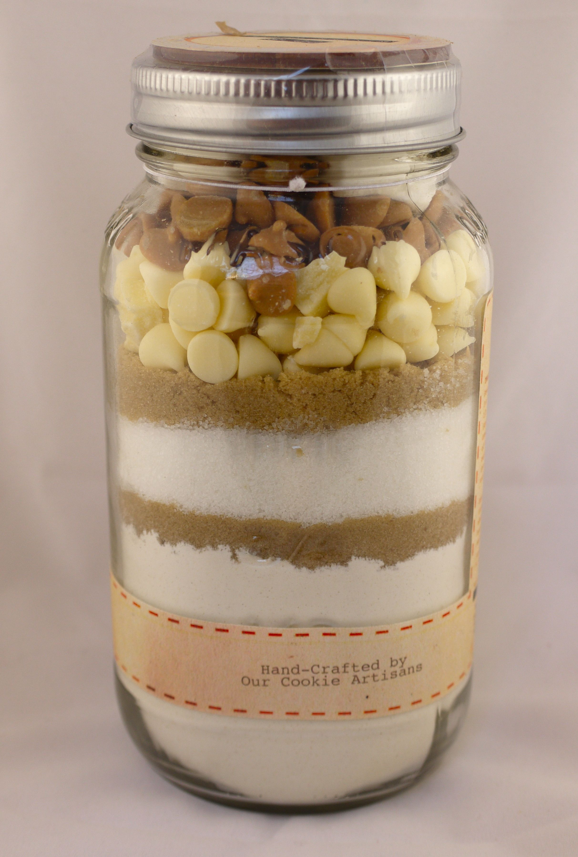 Our Wedding Favours Cookies In A Mason Jar All The Dry