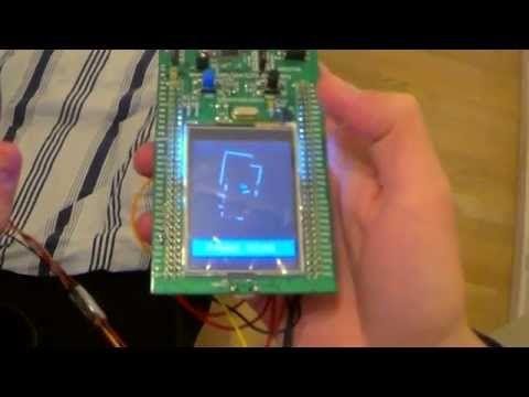Handheld XV-11 LIDAR with STM32F429 - YouTube