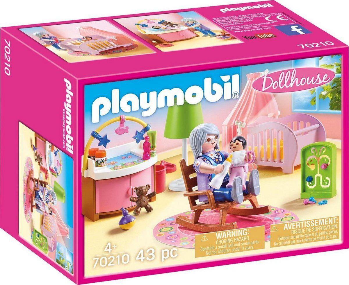 Konstruktions-Spielset »Babyzimmer (70210), Dollhouse ...