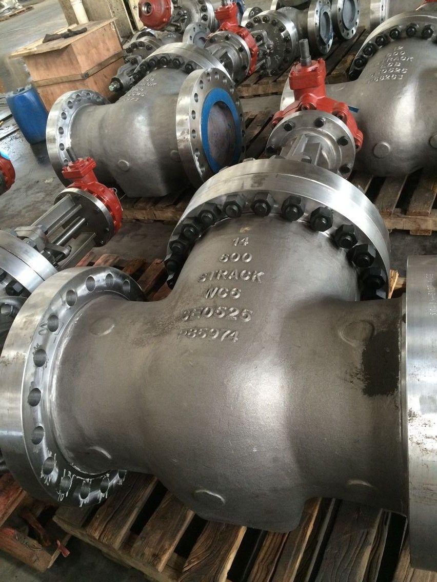 WCB Absperrschieber von Hebei Tongli Automatic Control Valve Manufacturing Co., Ltd Willkommen auf unserer Webseite: Http://www.jktlvalve-china.com