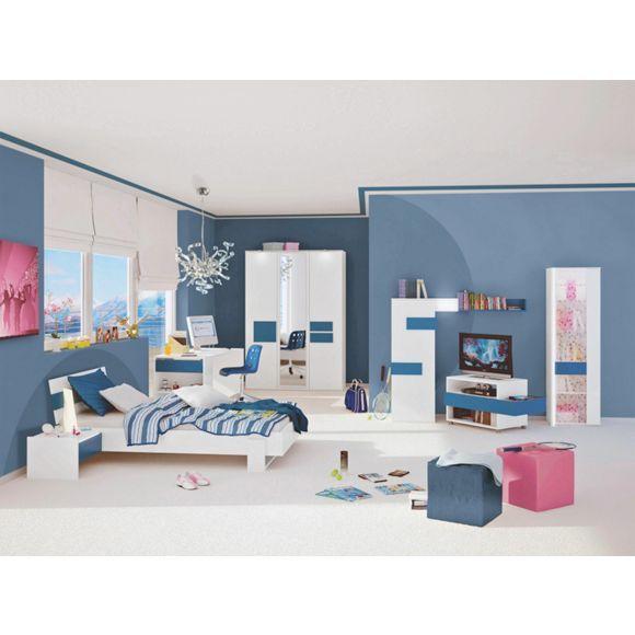 Stilvolles Jugendzimmer von XORA tolle Möbel im modernen