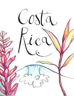 Costa Rica - milliewilkins.tumblr.com