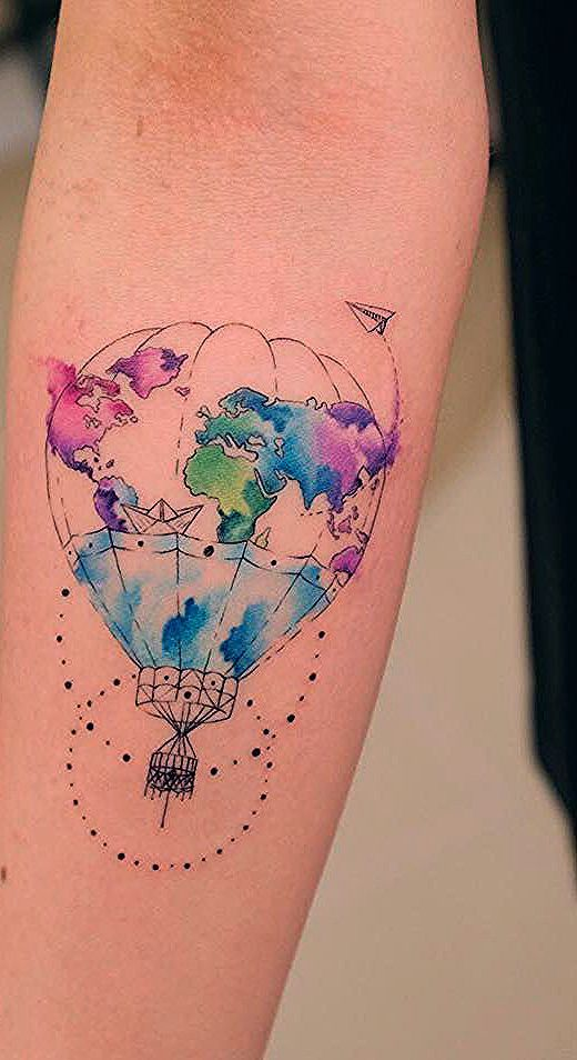 Photo of Aquarell Tattoos verwandeln Ihren Körper in eine lebendige Leinwand – Künstler