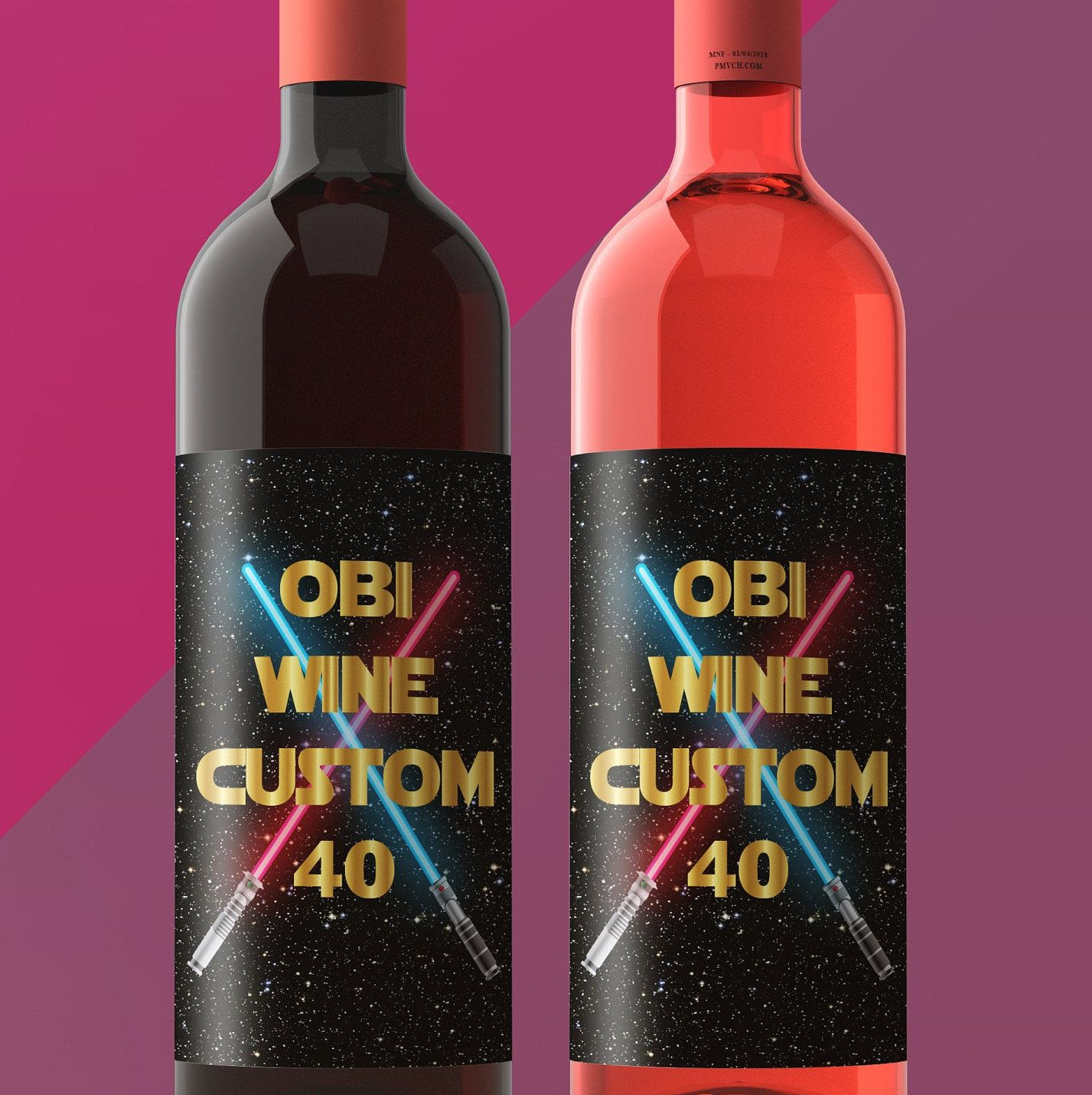 Star Wine Labels Obi Wine Custom Friends Labels Celebration Etsy In 2020 Wine Wine Bottle Unicorn Coffee Mug